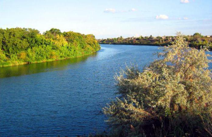 река иргиз