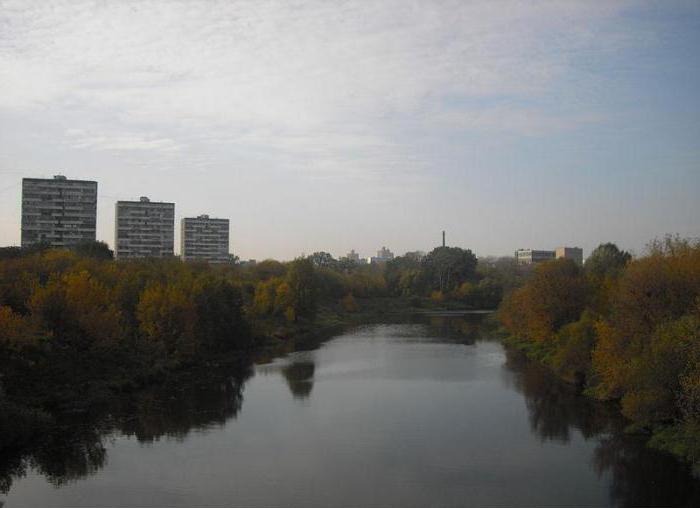 сходня река