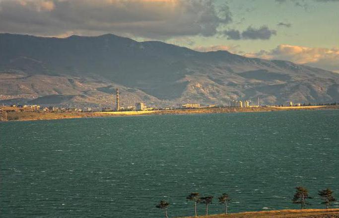 тбилисское море