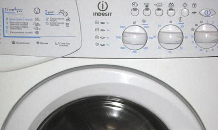 индезит стиральная машина инструкция на русском wisl 103