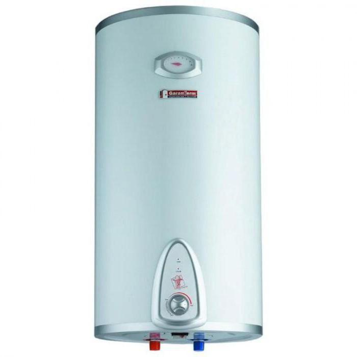 водонагреватель garanterm