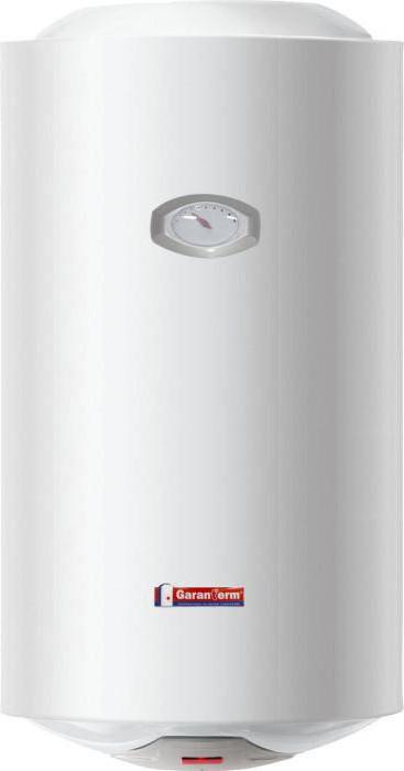 водонагреватель garanterm инструкция