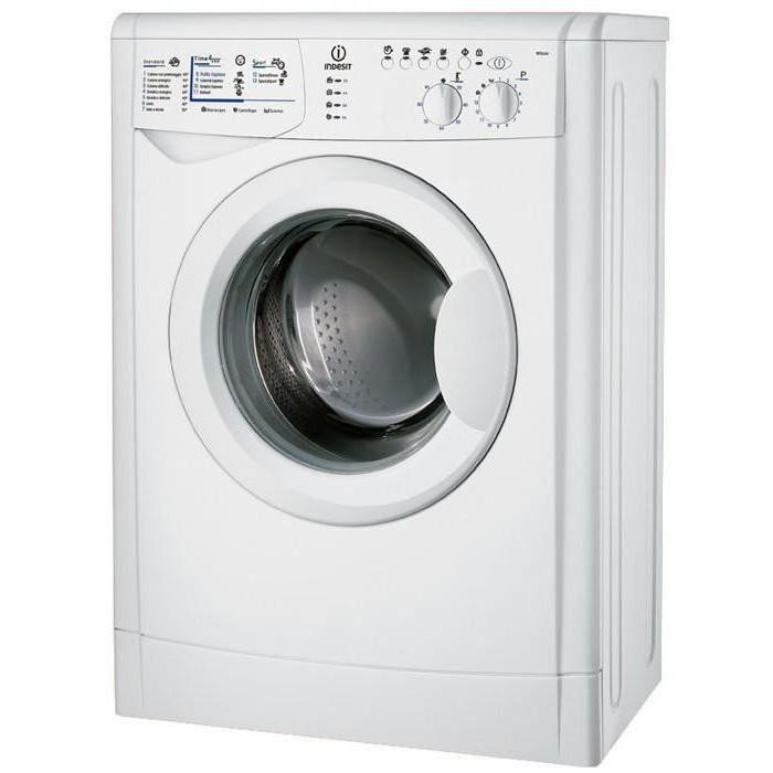 Обзор стиральной машины Indesit WISL 102