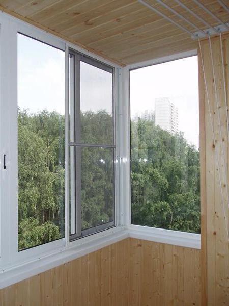 пластиковые окна на лоджию