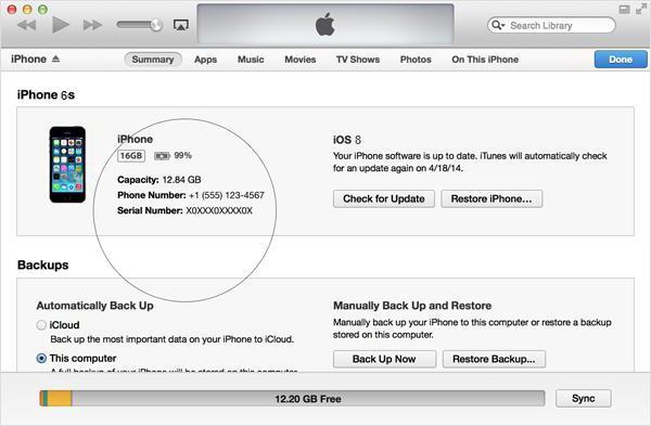 iphone как быстро отличить подделку