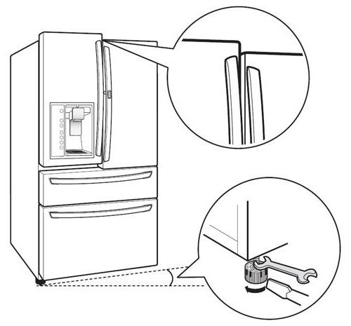 почему стал гудеть холодильник