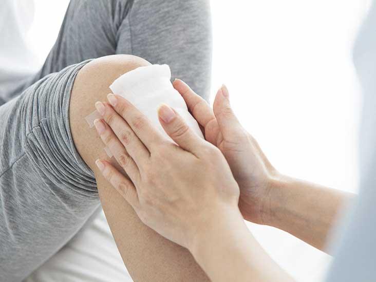 Коленный сустав анатомические особенности