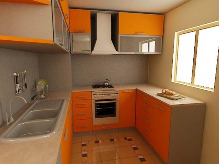 кухни по индивидуальным размерам
