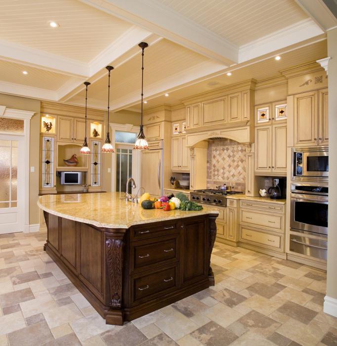 кухни фото размеры
