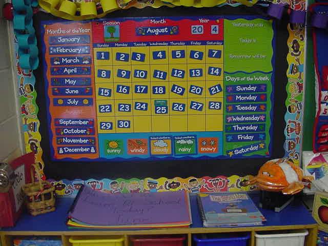 оформление начальных классов