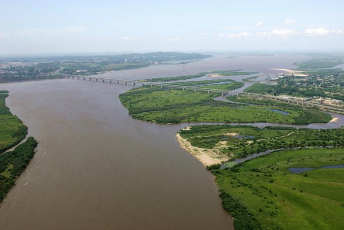 река амур. фото