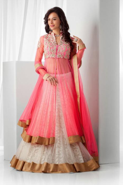 Своими руками платье в индийском стиле 15
