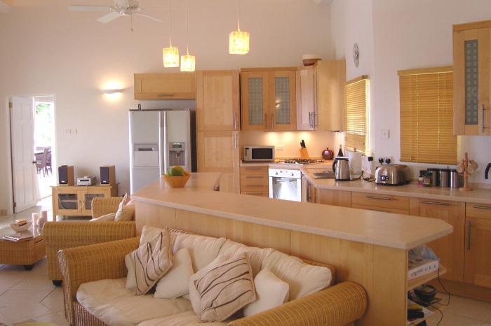 дизайн кухни гостиной 17 кв м