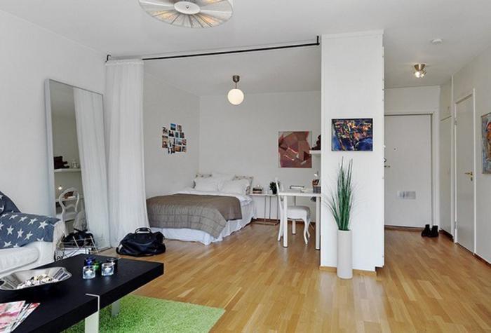 гостиная спальня - варианты дизайна