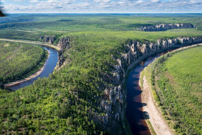судоходные реки россии