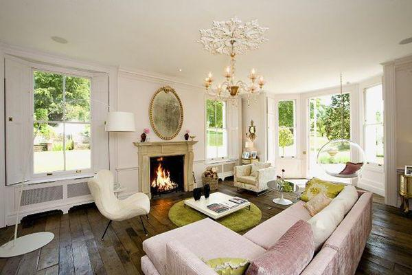 интерьер английских домов