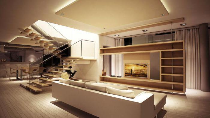стенки в маленькую гостиную в современном стиле