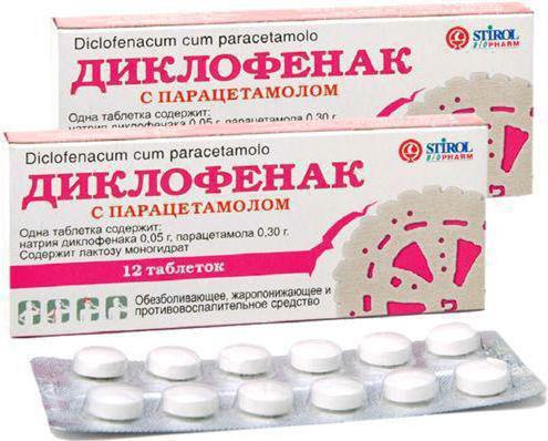от боли в спине таблетки