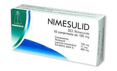 Обезболивающие препараты при болях в спине таблетки