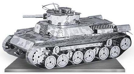 модель танка тигр из металла
