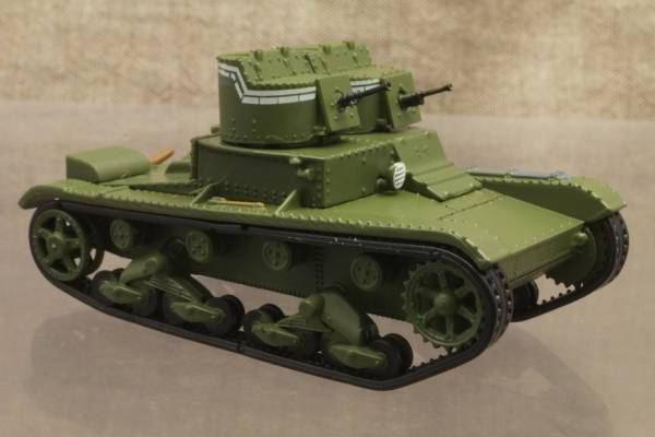 модели танков из металла