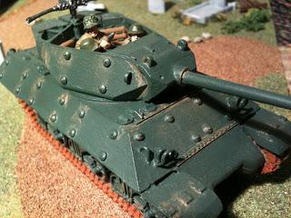 самодельные модели танков из металла