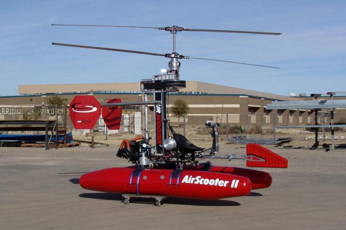 легкие вертолеты мира