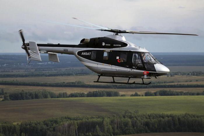 легкий многоцелевой вертолет