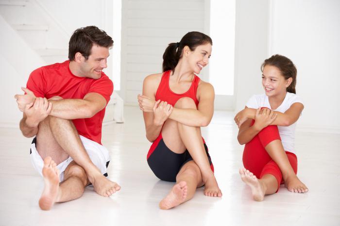 упражнения для похудения комплекс для дома