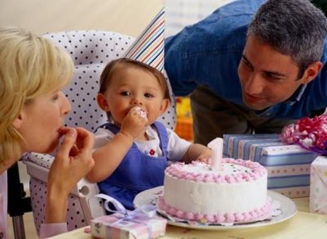 поздравление с 1 годиком девочке
