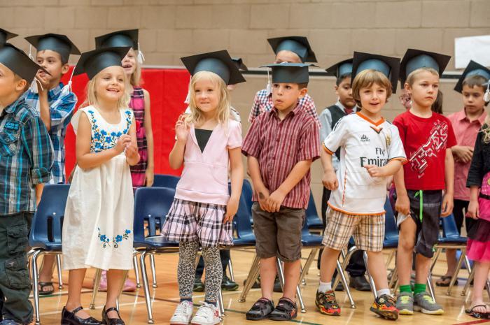 сценка на выпускной в детском саду