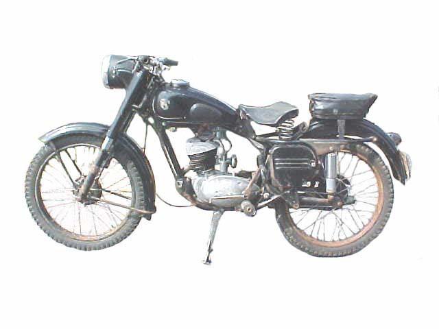 Мотоцикл сова мотоцикл зид сова 200