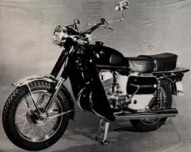 мотоцикл сова характеристики