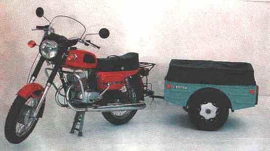 мотоцикл сова 175