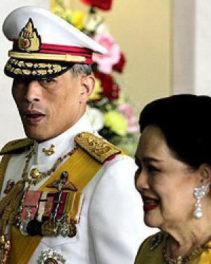 День рождения короля в тайланде