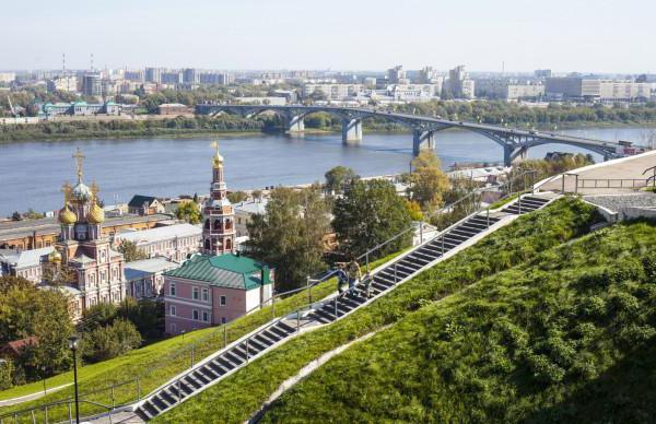 количество населения нижнего новгорода и нижегородской области