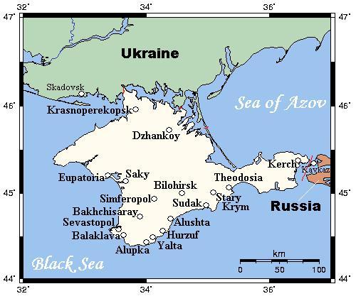 Крым-2015: отзывы туристов