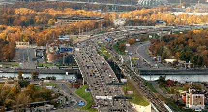 Платная дорога Москва – Санкт-Петербург. Трасса М11