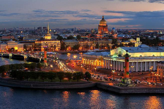 исторический центр санкт петербурга