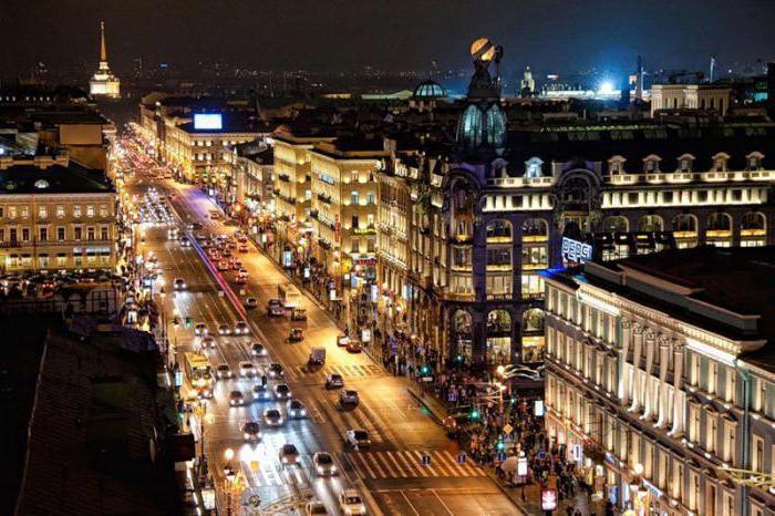 исторический центр и памятники санкт петербурга