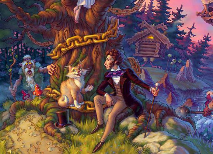 картинки из сказок пушкина