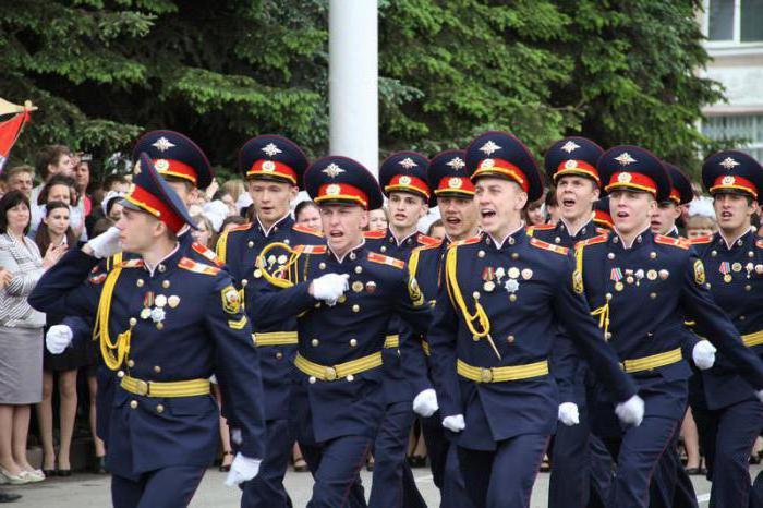 Военные профессии после 9 класса для мальчиков