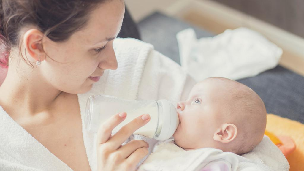 Как лечить молочницу у новорожденного