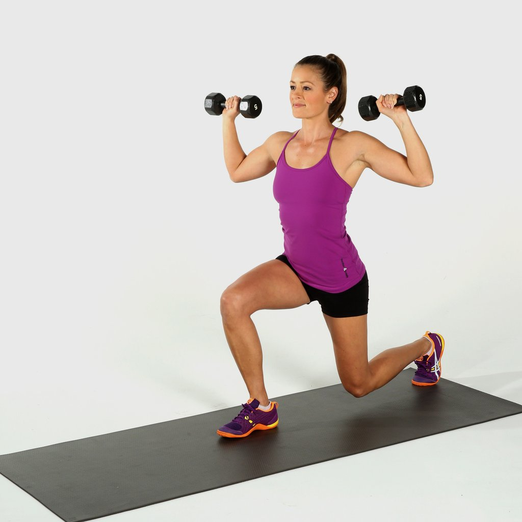 Arm exercises with weights for women pictures Arm Exercises For Women POPSUGAR Fitness