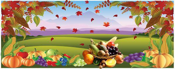 Сентябрь: приметы и традиции