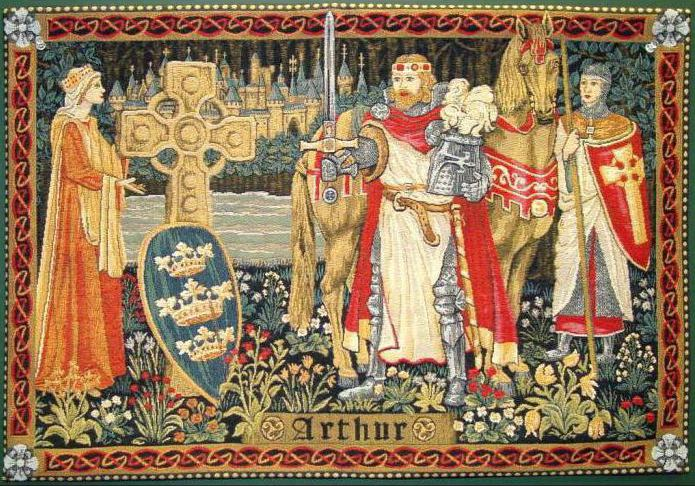 an analysis of the arthurian legends as a cycle of stories in king arthur and camelot