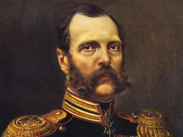 Emperor Alexander 2