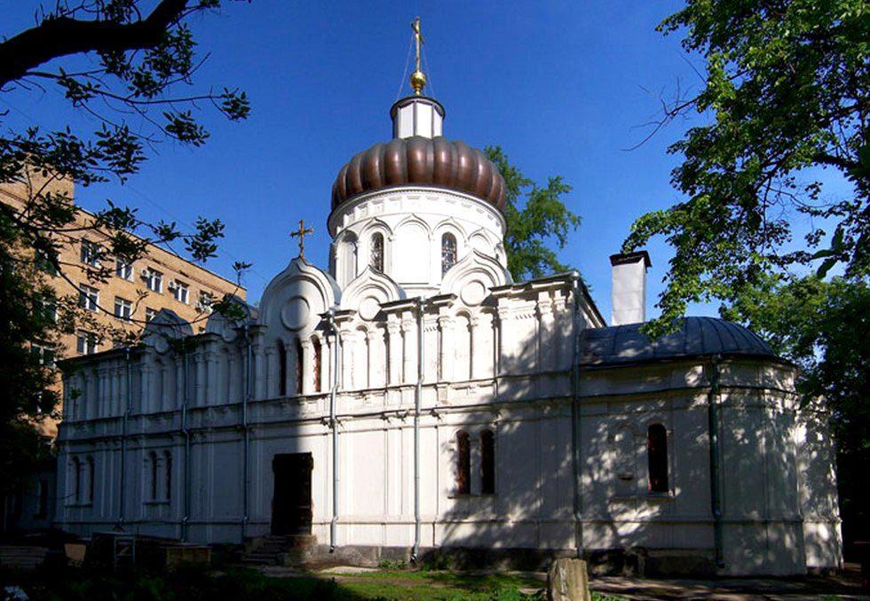 Alekseevskaya female habitation
