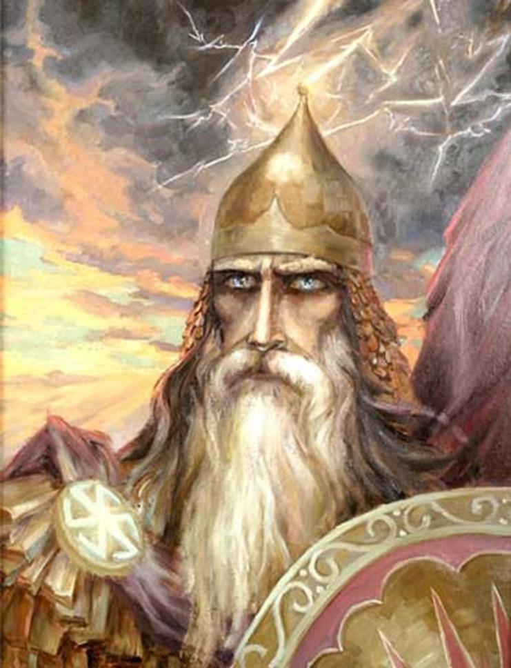 Языческие боги картинка