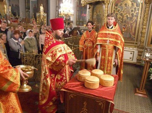 три вида православие причастие на светлой седмице выборе размера